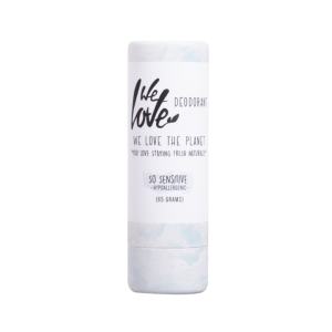 We Love Natuurlijke Deodorant – SO SENSITIVE (65gr) – Stick