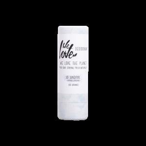 We Love Natuurlijke Deodorant – SO SENSITIVE (65gr) – Stick