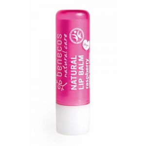 Benecos Natural Vegan Lipbalsem – Raspberry 4,8gr