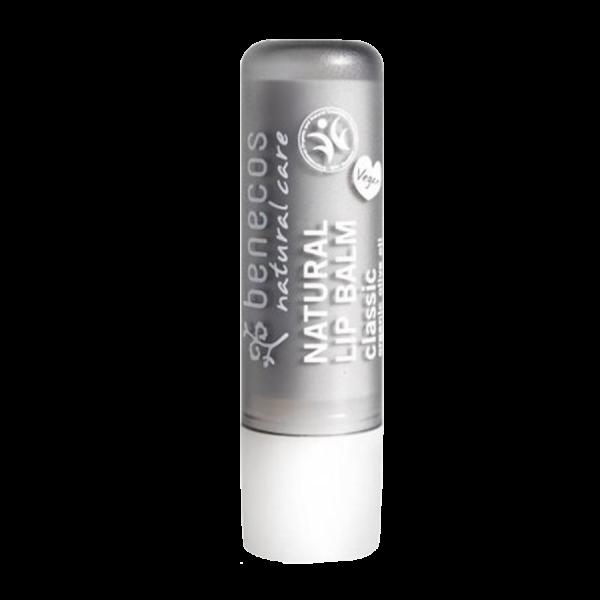benecos natuurlijke vegan lippenbalsem classic
