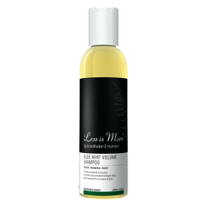 Less is More – Aloe Mint Volume Shampoo (200ml)