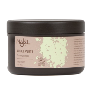 NAJEL Masker – Natuurlijke Groene Klei (150gr)